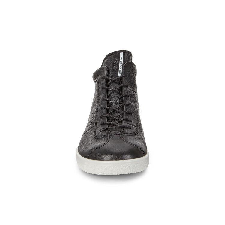 Обувь мужская ECCO Кеды высокие SOFT 1 400524/01001 - фото 4