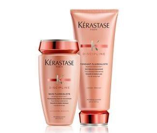 Уход за волосами Kerastase НАБОР DISCIPLINE FLUIDEALISTE - фото 1