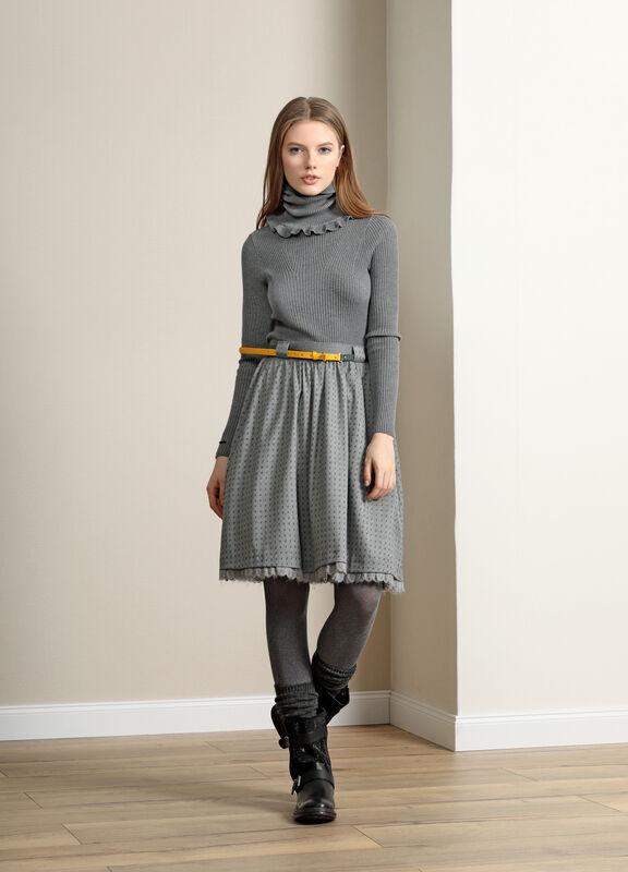 Кофта, блузка, футболка женская Burvin Свитер женский 5973 - фото 1