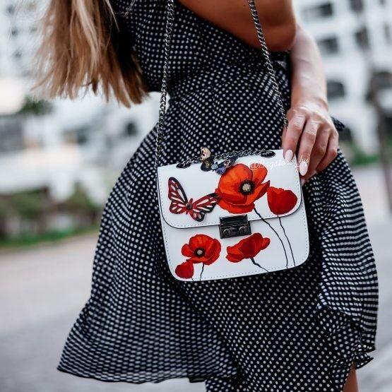 Магазин сумок Vezze Кожаная женская сумка C00501 - фото 2