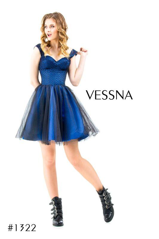 Вечернее платье Vessna Вечернее платье №1322 - фото 2