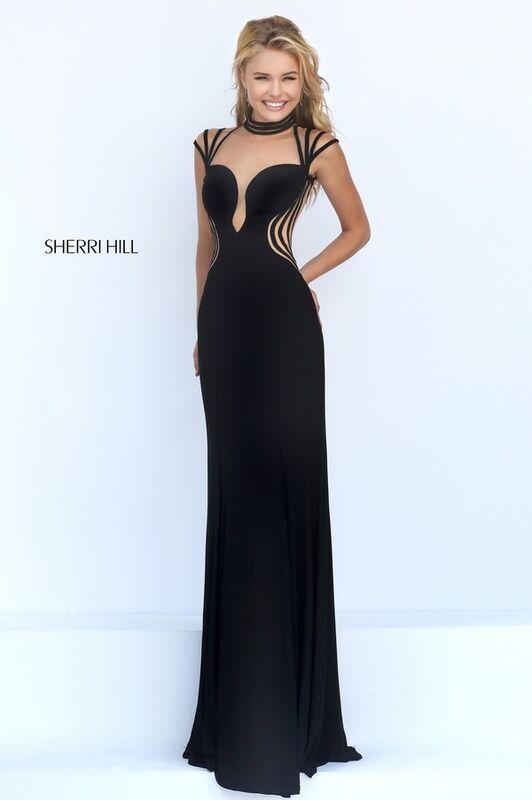 Вечернее платье Sherri Hill Платье вечернее 50117 - фото 2