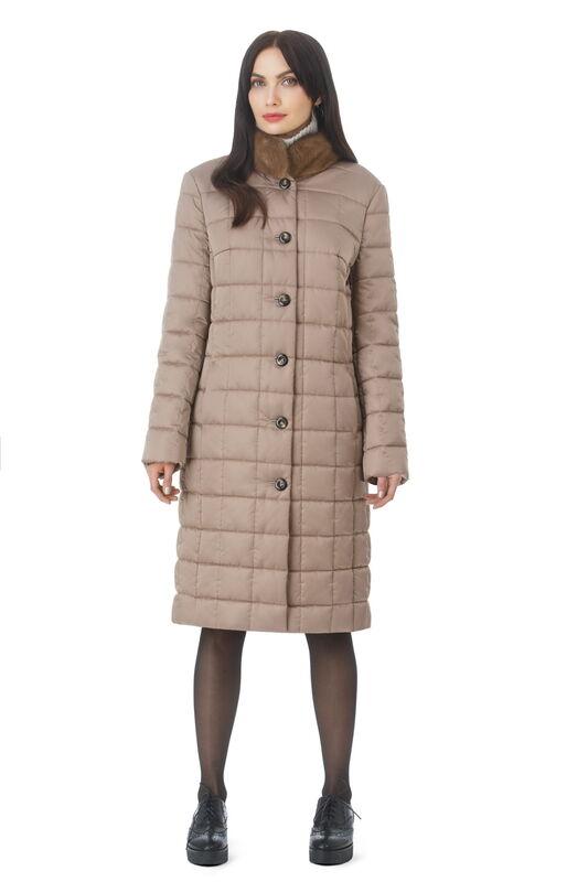 Верхняя одежда женская Elema Пальто женское зимнее Т-7351 - фото 1