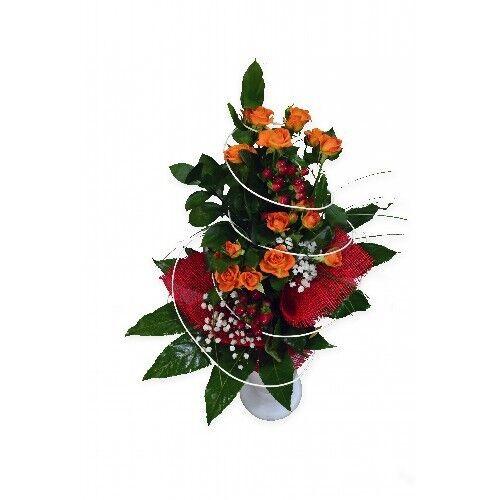 Магазин цветов Планета цветов Сборный букет №5 - фото 1