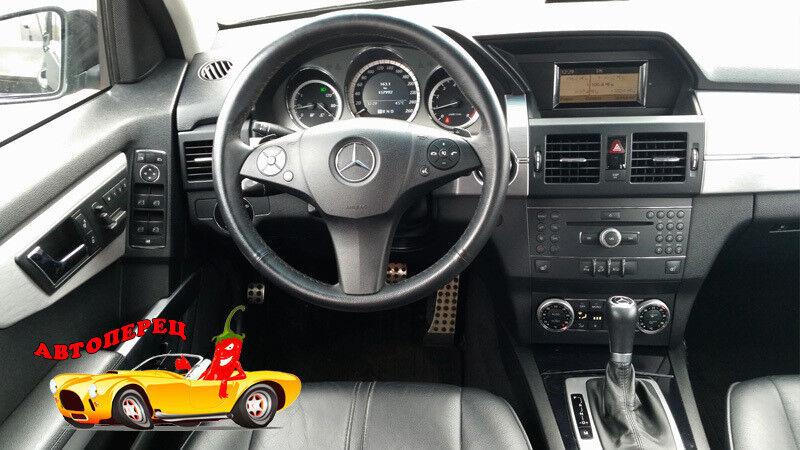 Прокат авто Mercedes-Benz GLK 350 - фото 4