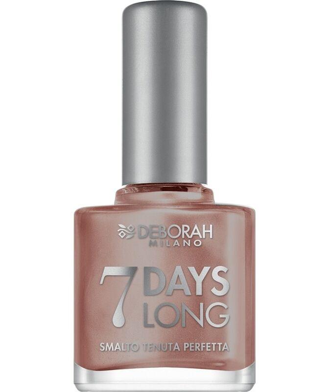 Декоративная косметика Deborah Milano Лак для ногтей 7 Days Long - №843 - фото 1