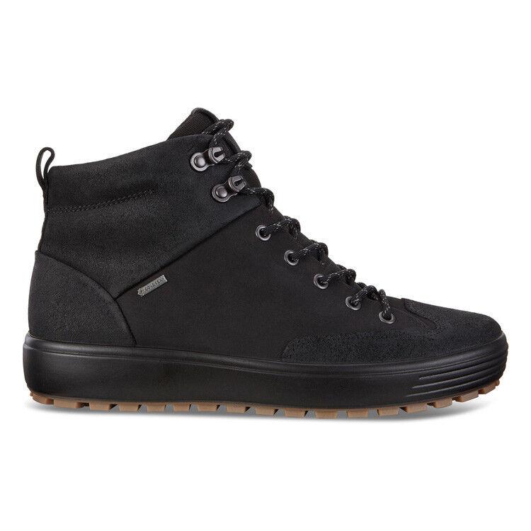 Обувь мужская ECCO Кеды высокие SOFT 7 TRED 450114/51052 - фото 3