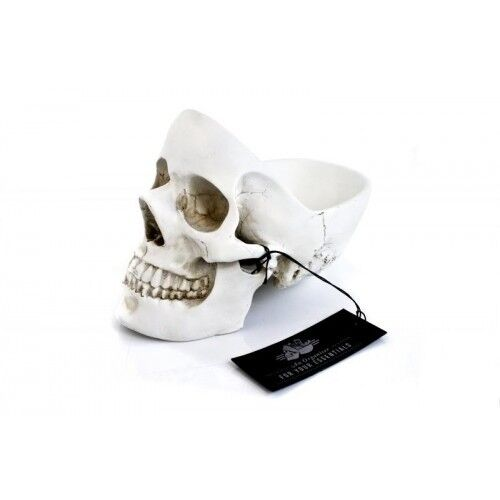 Подарок на Новый год Suck UK Органайзер для мелочей Skull - фото 1