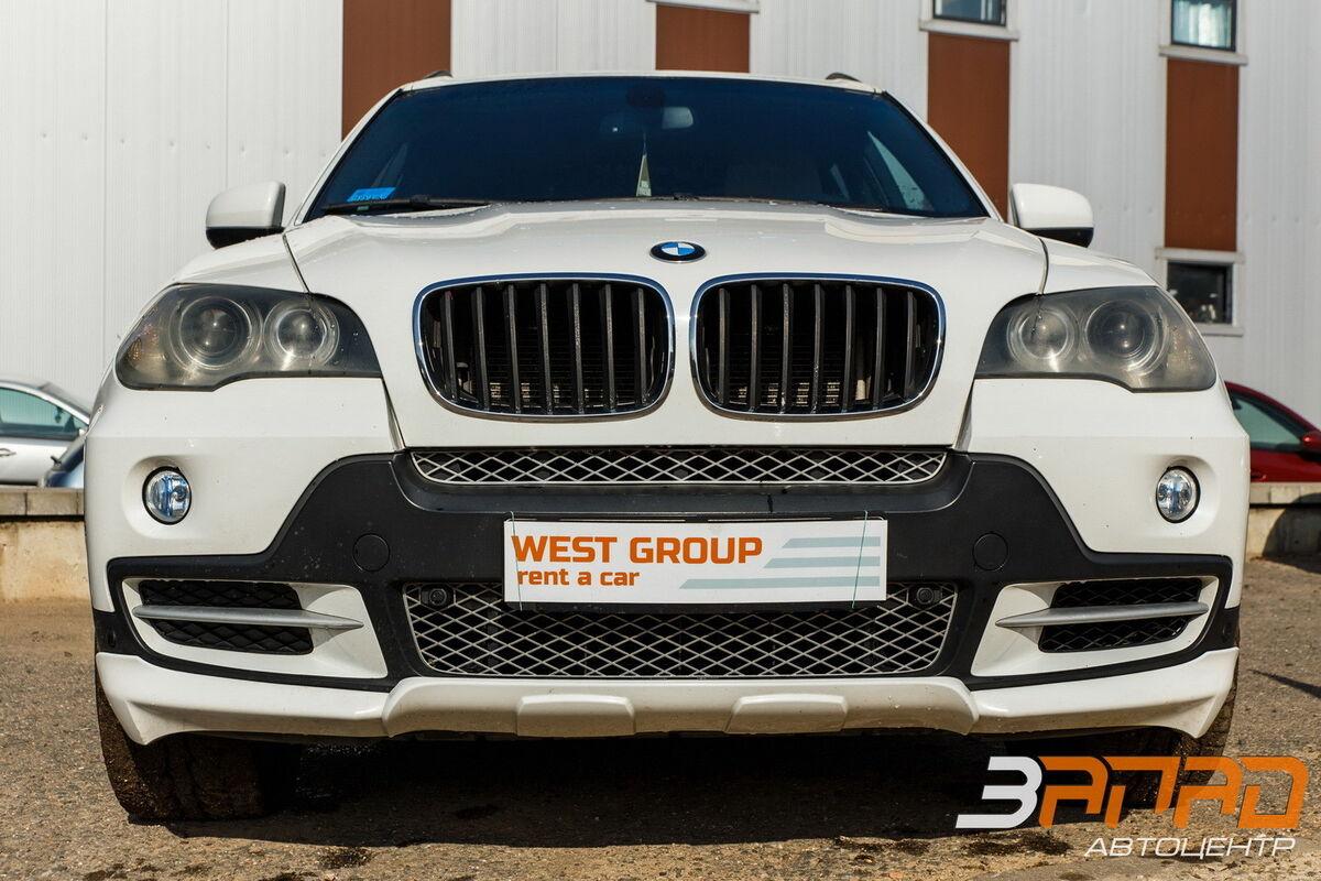 Аренда авто BMW X5 (E70 кузов) 2009 - фото 2