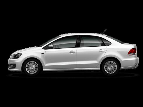 Прокат авто Volkswagen Polo серебристый 2018 - фото 1