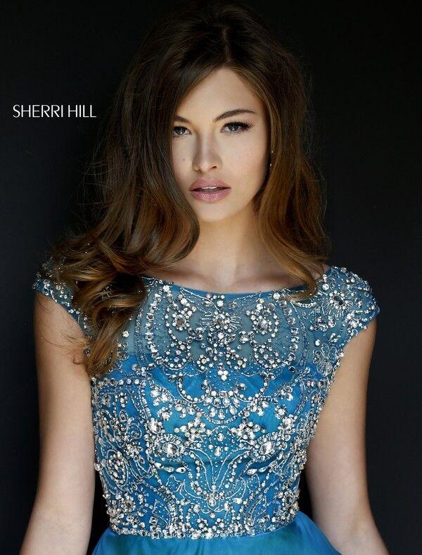 Вечернее платье Sherri Hill Платье вечернее 32320 - фото 8