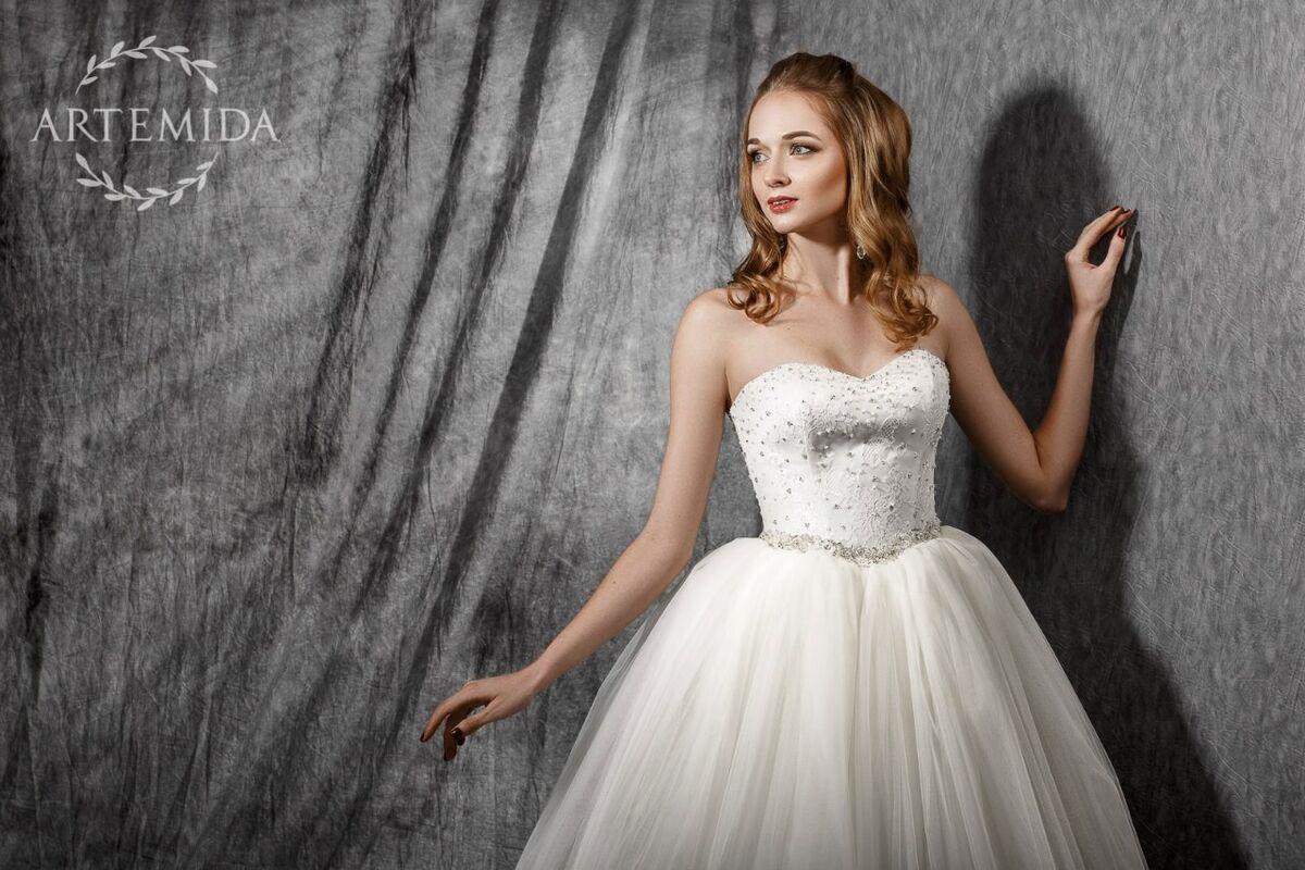 Свадебный салон Артемида Свадебное платье Mishel - фото 3