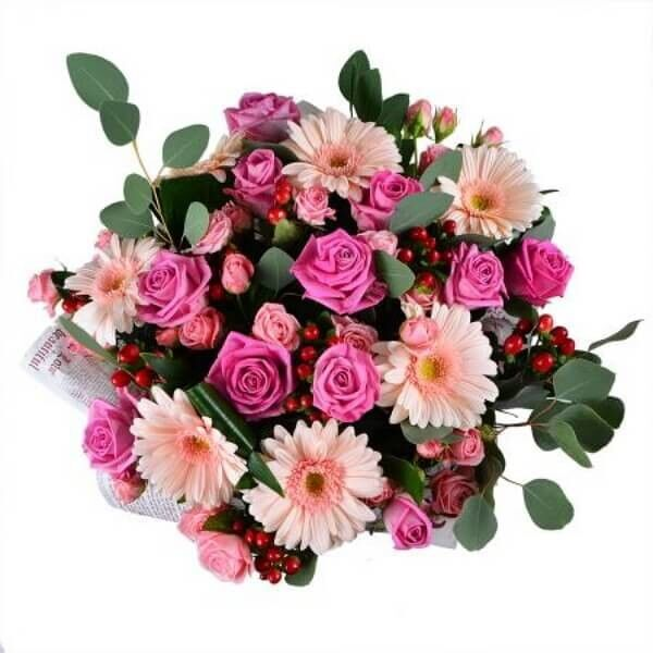 Магазин цветов Букетная Букет «Нежные чувства» - фото 2