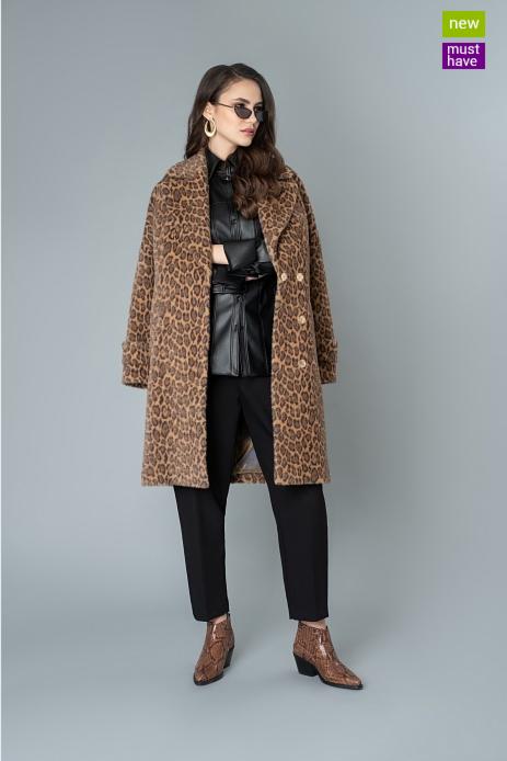 Верхняя одежда женская Elema Пальто женское  демисезонное 1-9282-1 - фото 1