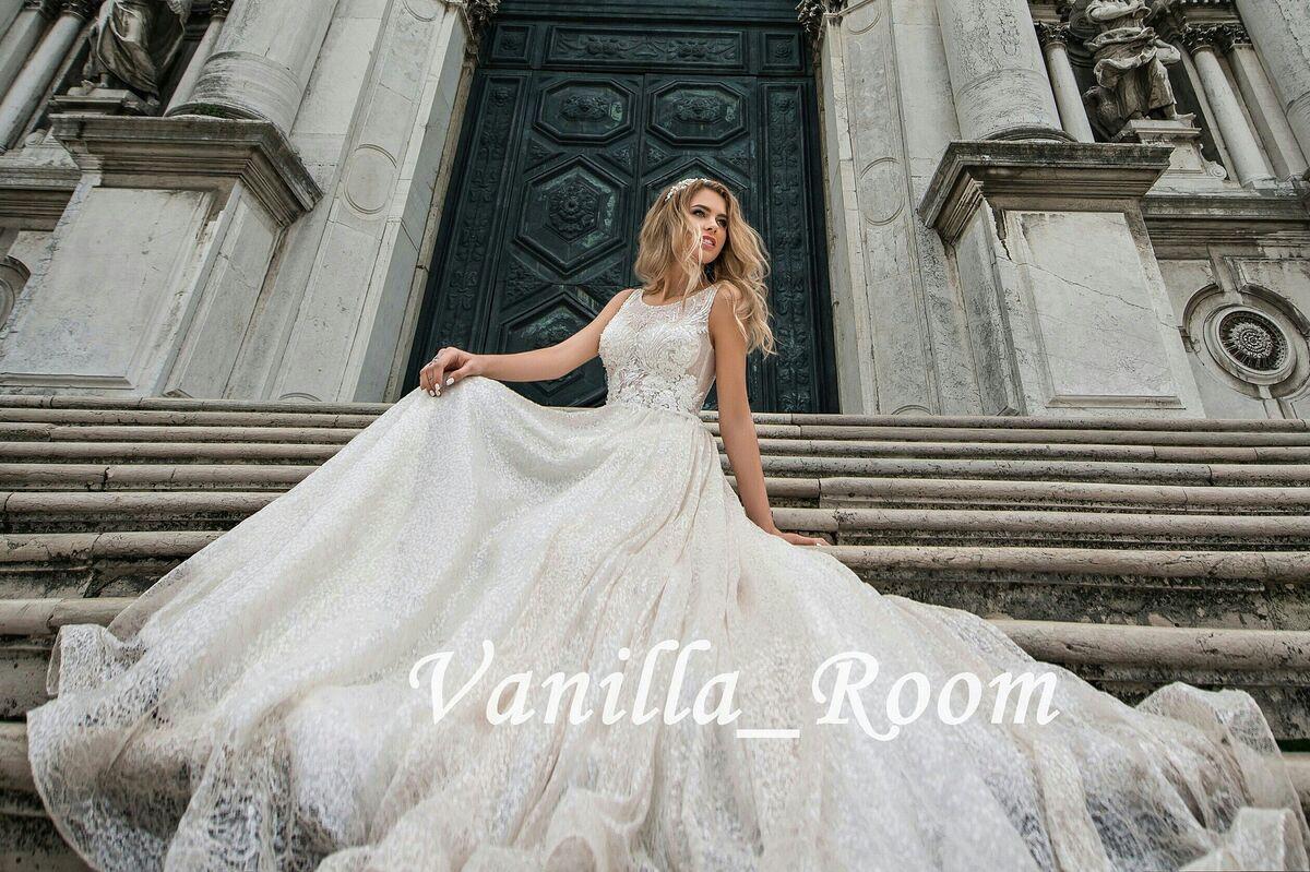 Свадебный салон Vanilla room Свадебное платье Бриллиант - фото 2