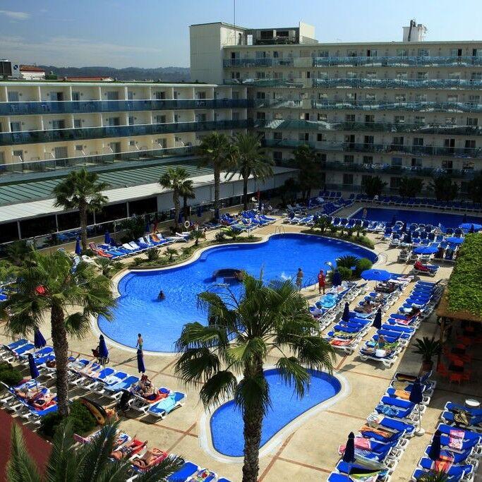 Туристическое агентство Клеопатра-тур Пляжный авиатур в Испанию, Коста Брава, Golden Taurus Park Resort 4* - фото 1