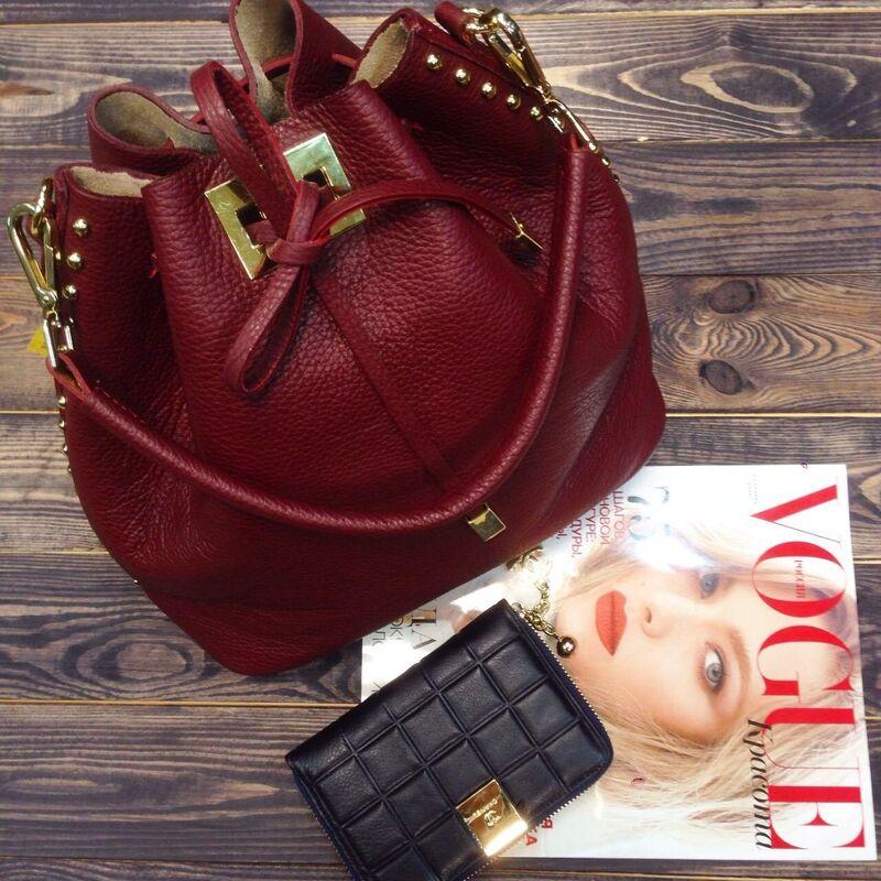 Магазин сумок Vezze Сумка женская 0153 - фото 1