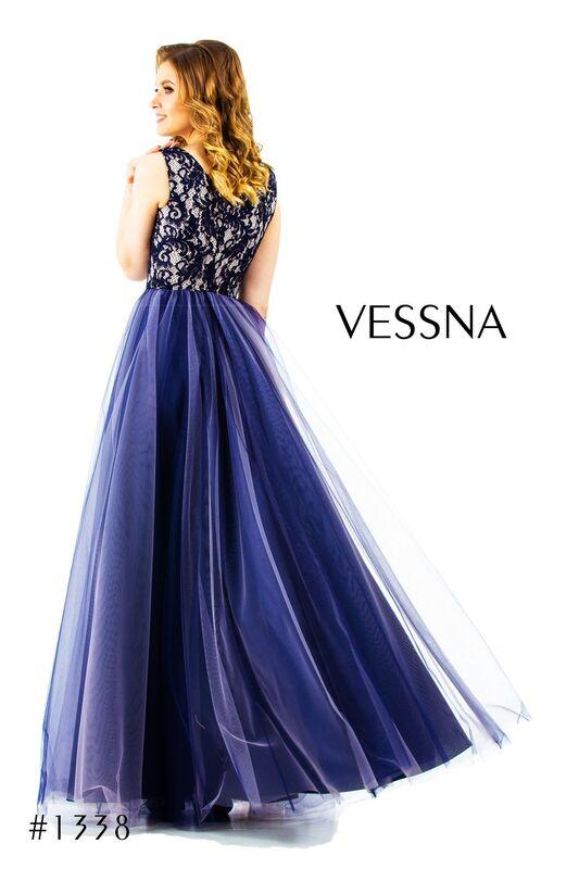 Вечернее платье Vessna Вечернее платье № 1338 - фото 3