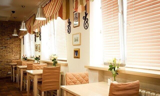 Ресторан и кафе на Новый год Бейкери дю солей Зал общий - фото 3