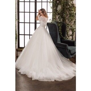 Свадебное платье напрокат Nora Naviano Платье свадебное Brynna - фото 3