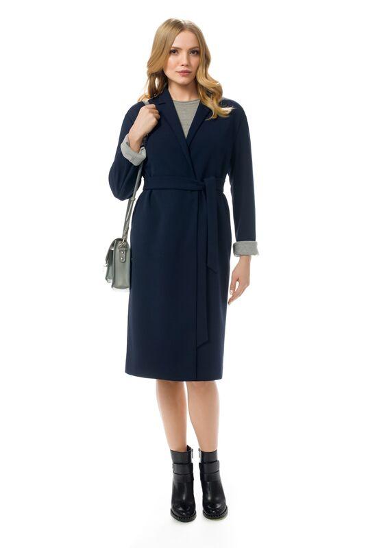 Верхняя одежда женская Elema Пальто женское демисезонное Т-7067 - фото 1
