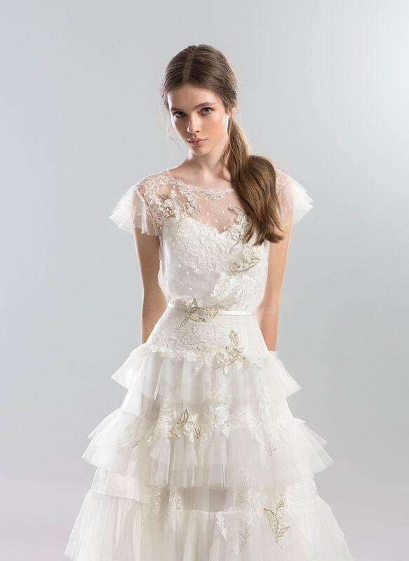 Свадебный салон Papilio Свадебное платье «Ландыш» - фото 1