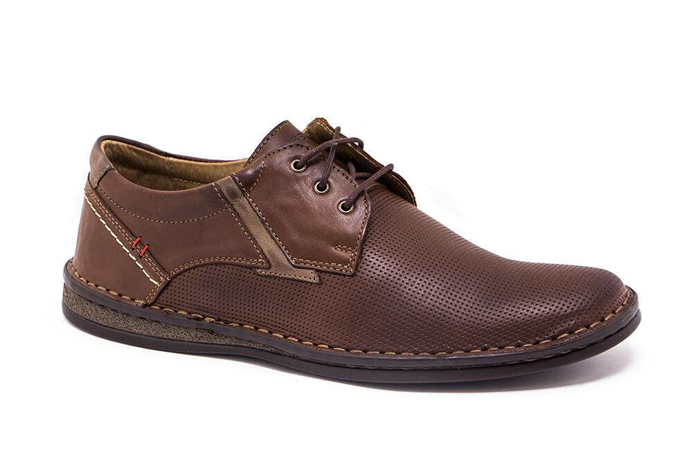 Обувь мужская Krisbut Туфли мужские 4890P-3-9 - фото 1