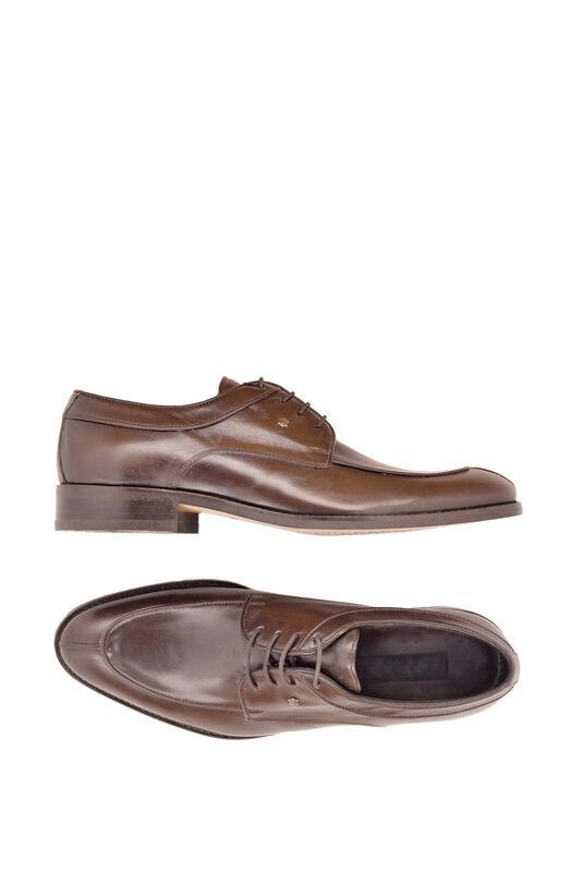Обувь мужская HISTORIA Туфли дерби коричневые Sh.Br.72871 - фото 3