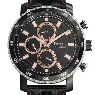 Часы Pierre Ricaud Наручные часы P91080.Y21RQF - фото 1