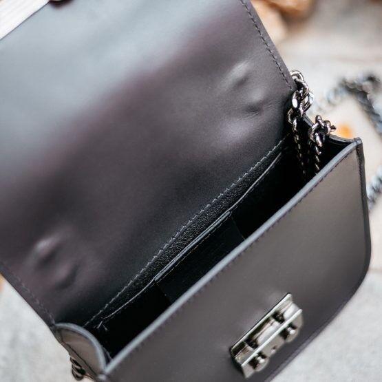 Магазин сумок Vezze Кожаная женская сумка C00526 - фото 3