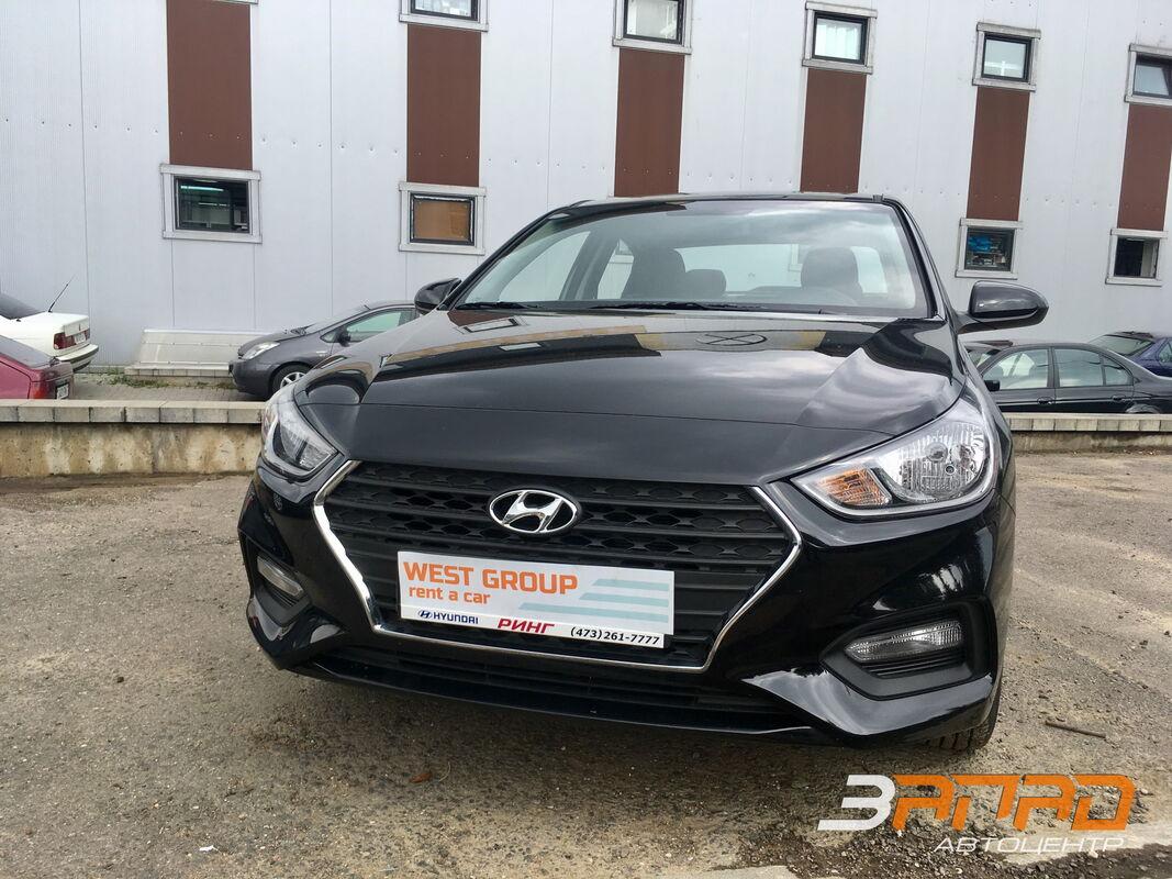 Аренда авто Hyundai Solaris 2017 - фото 2