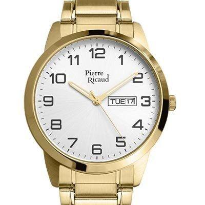 Часы Pierre Ricaud Наручные часы P15477.1123Q - фото 1