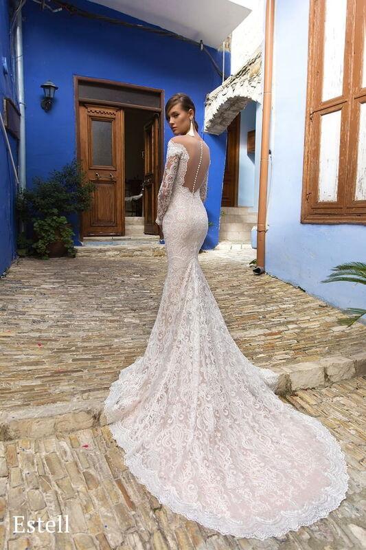 Свадебный салон Aivi Свадебное платье Estell (Love Repablic) - фото 3