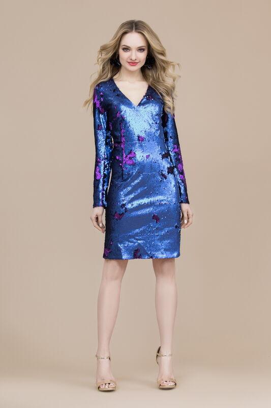 Платье женское Elema Платье женское 5К-8217-1 - фото 1