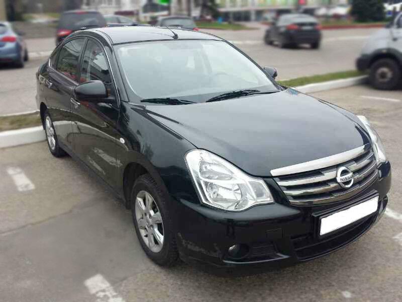 Прокат авто Nissan Almera - фото 1