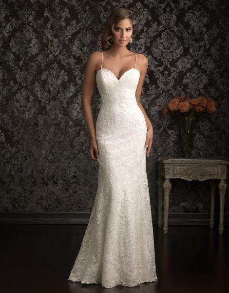 Свадебное платье напрокат Allure Bridals Платье свадебное 9021 - фото 1