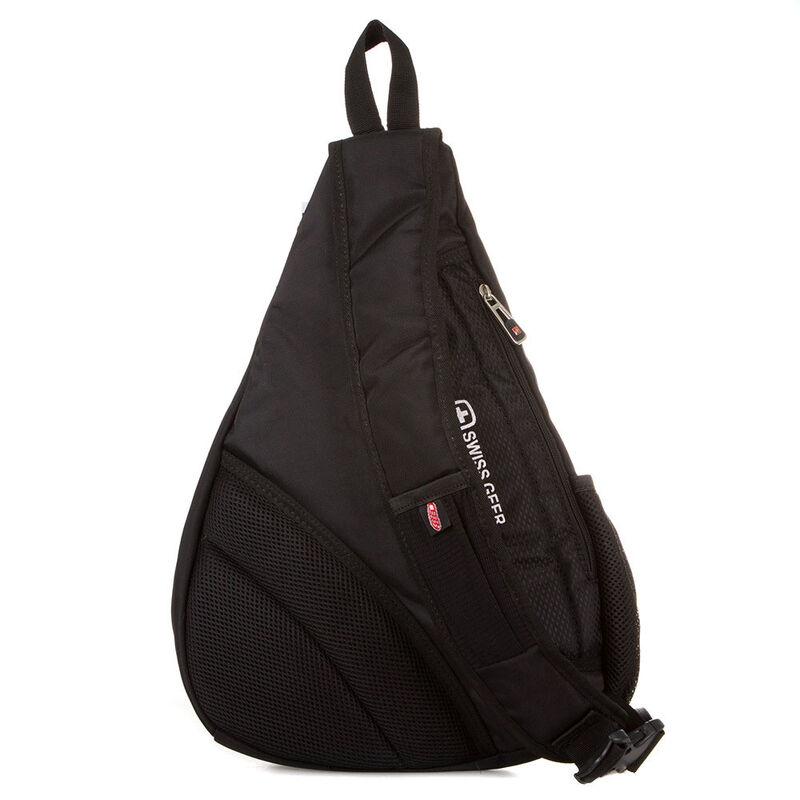 Магазин сумок SwissGear Рюкзак мужской черный 205-983110 - фото 2