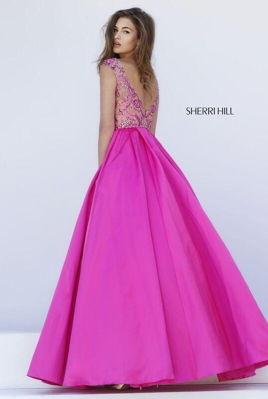 Свадебное платье напрокат Sherri Hill Свадебное платье 32359 - фото 4