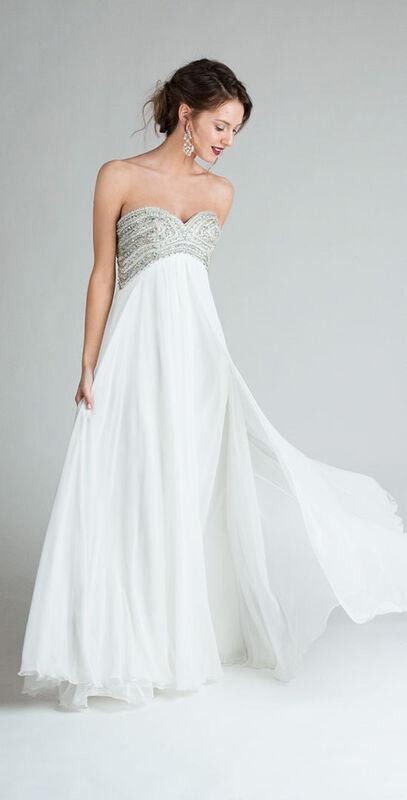 Свадебное платье напрокат JOVANI Свадебное платье - фото 1