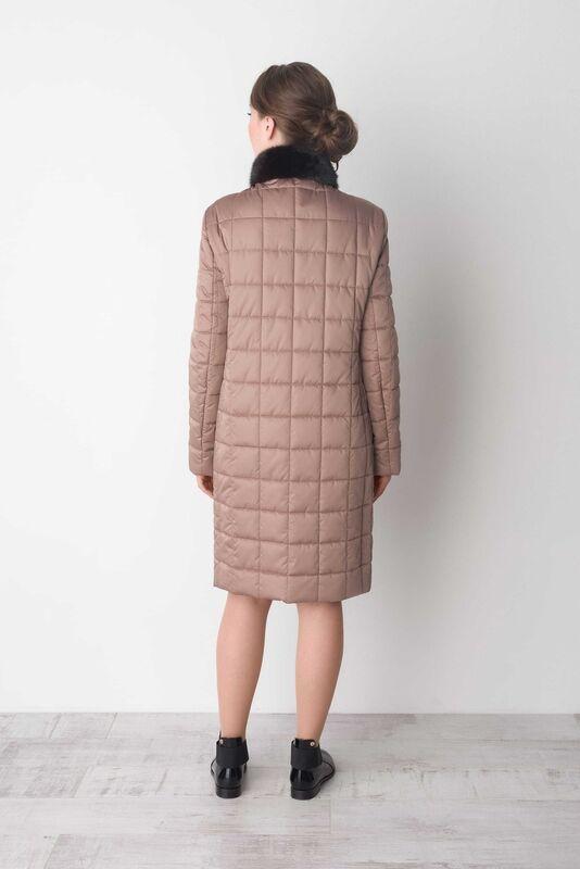 Верхняя одежда женская Elema Пальто женское зимнее Т-6596 - фото 3