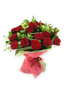 Магазин цветов Фурор Букет «Кураж» - фото 1