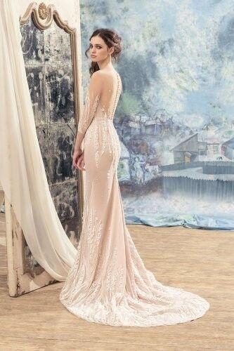 Свадебный салон Papilio Свадебное платье «Сиалия» 1702L - фото 2