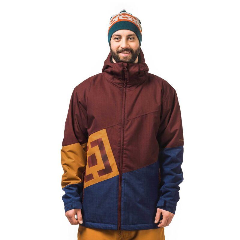 Спортивная одежда Horsefeathers Сноубордическая куртка Meager 1617 бордовый - фото 1