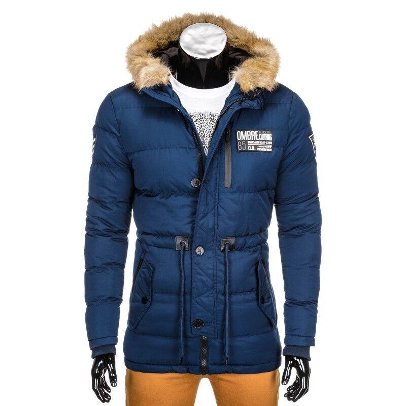 Верхняя одежда мужская Revolt Зимняя куртка H16 - фото 1