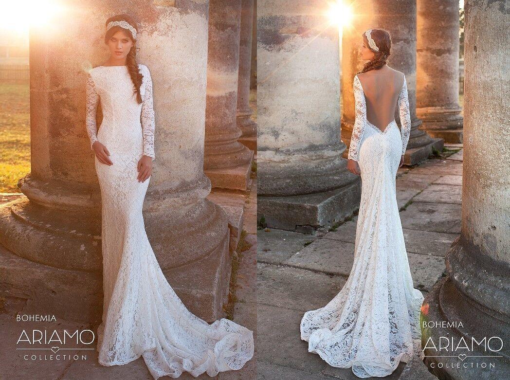Свадебное платье напрокат Ariamo Bridal Платье свадебное Bohemia - фото 2
