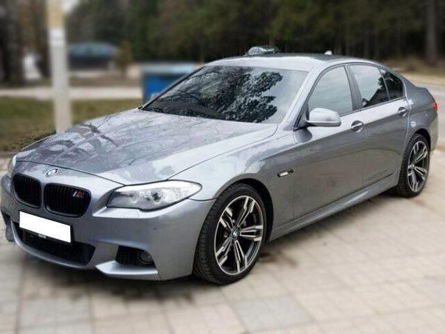 Прокат авто BMW 5 F10 2010 - фото 1