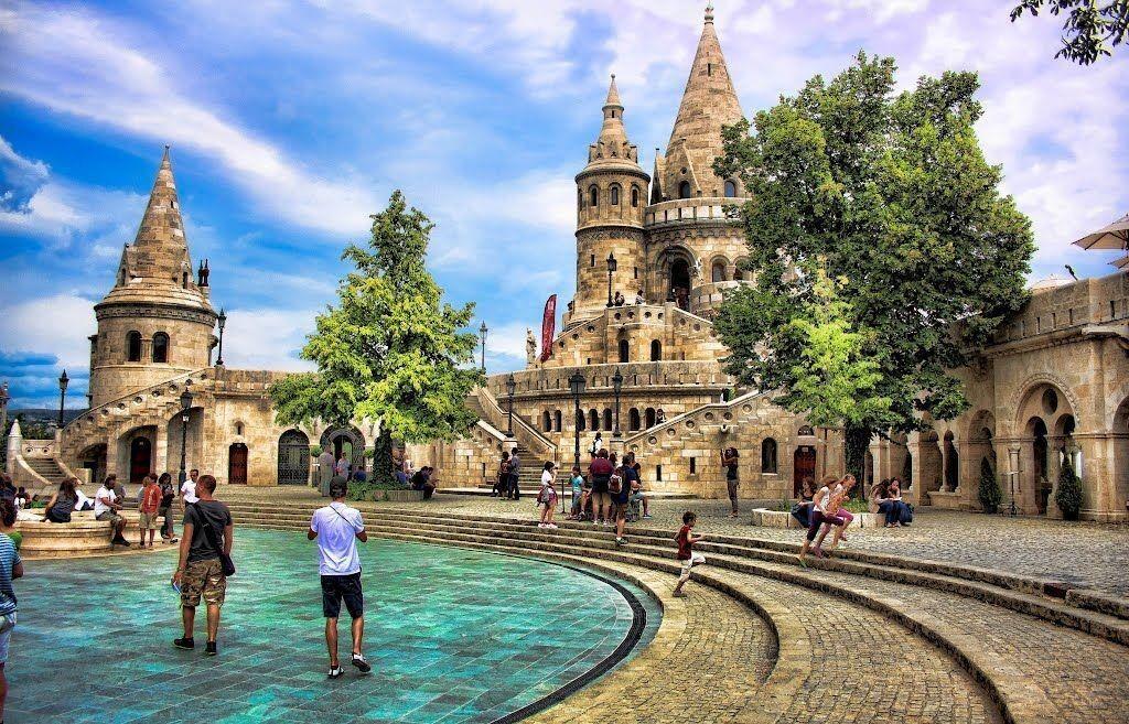 Туристическое агентство Сэвэн Трэвел Автобусный тур «Волшебство трех столиц Будапешт-Вена-Прага» - фото 6