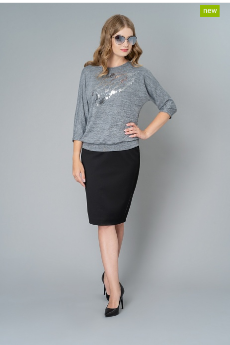 Кофта, блузка, футболка женская Elema Блузка женская 2К-69903-1 - фото 1