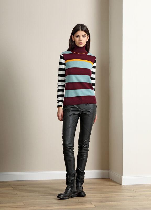Кофта, блузка, футболка женская Burvin Свитер женский 5857 - фото 1