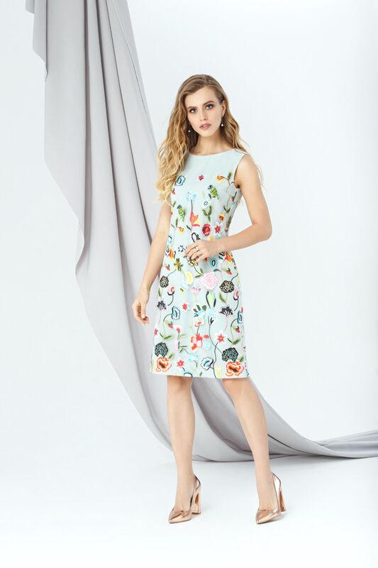 Вечернее платье EMSE Платье 0271 - фото 1